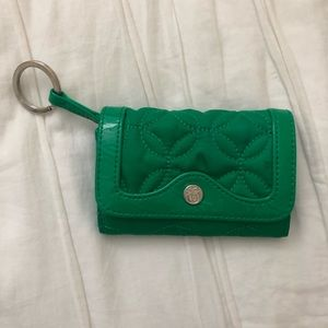 NWOT: Vera Bradley green wallet
